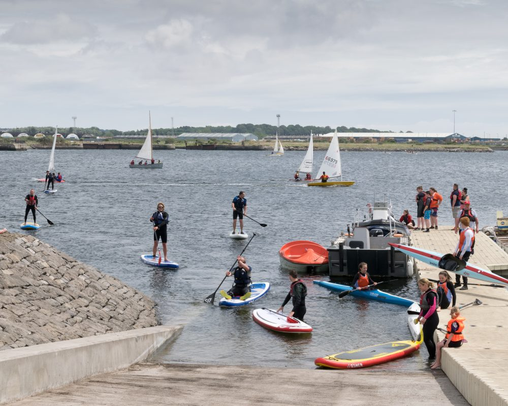 Barry water activity centre