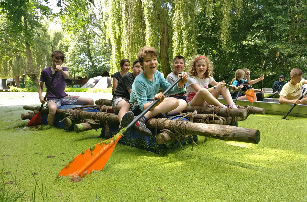 Scouts in Holland