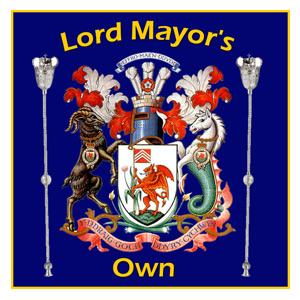 Lord Mayors Own badge